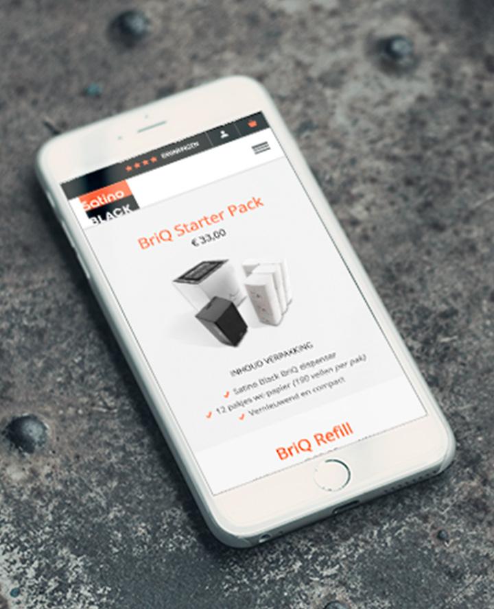 webshop voor mobiel wordpress opencart