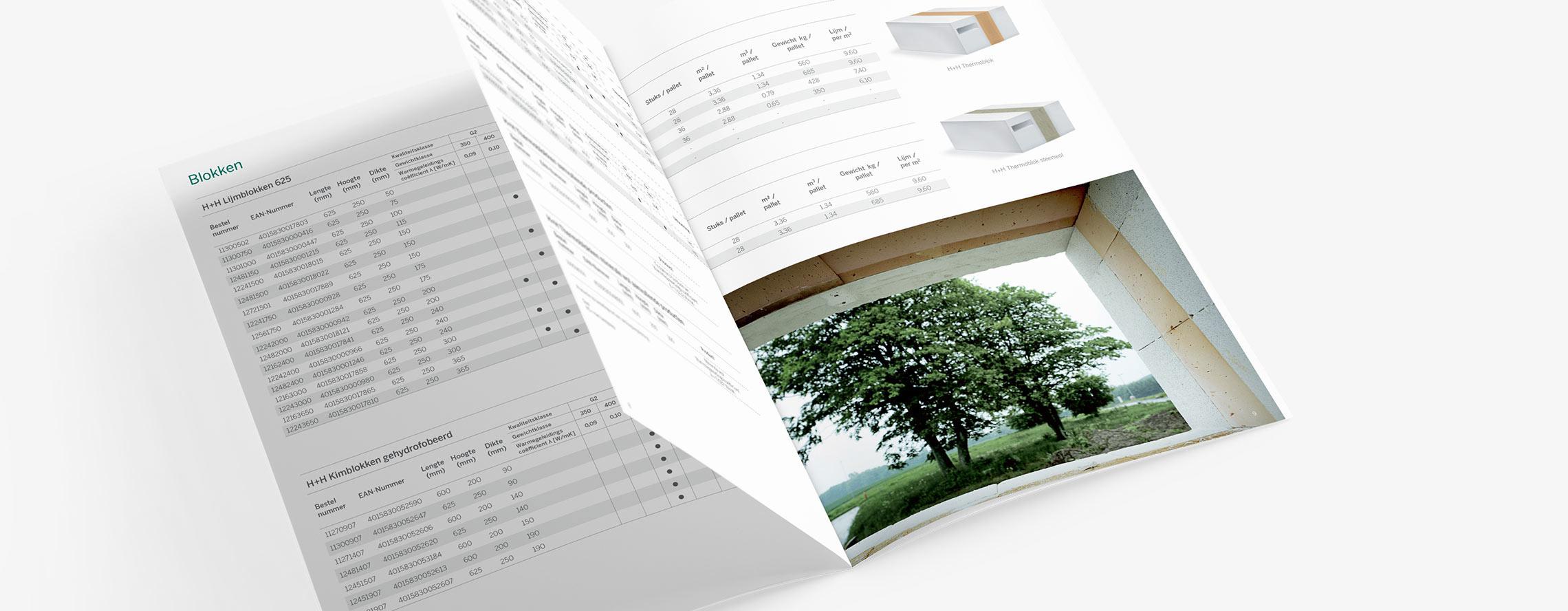 binnenwerk brochure ontwerp