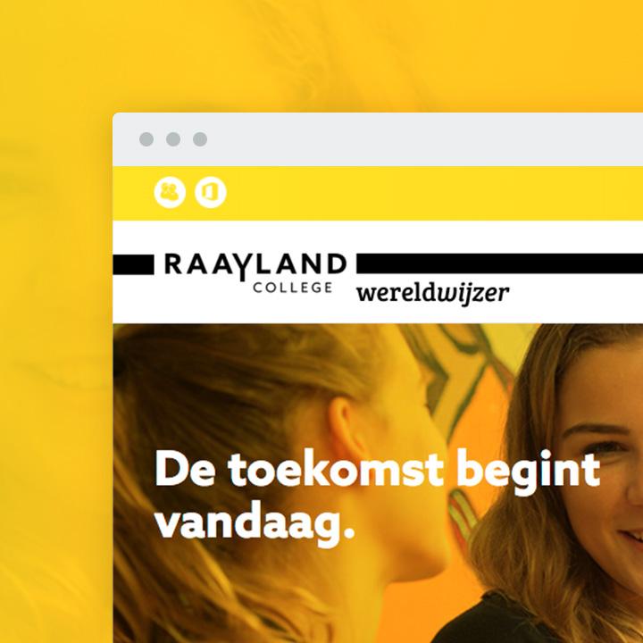 LVO – Het Raayland College
